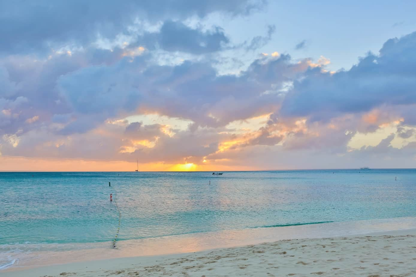 sunset-dinner-cayman-islands-beach-reception-corporate-event-by-celebrations-ltd