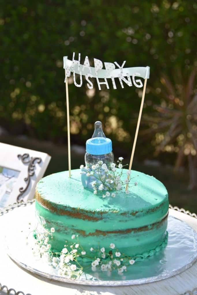 MINT TO BE A MOMMY: SURPRISE BABY SHOWER BY CELEBRATIONS