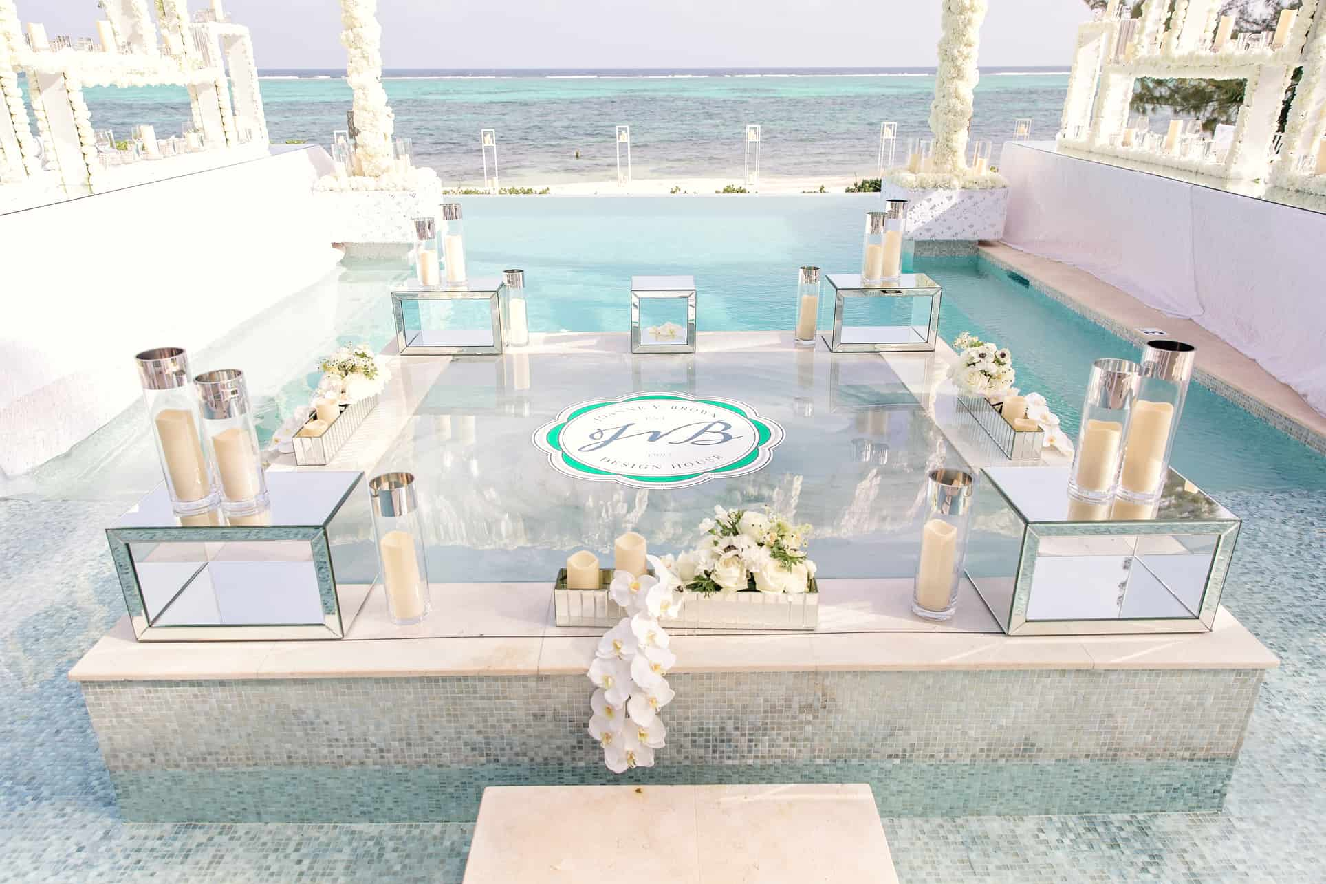 JVB Design House Celebrations Ltd weddings and events in the cayman islands
