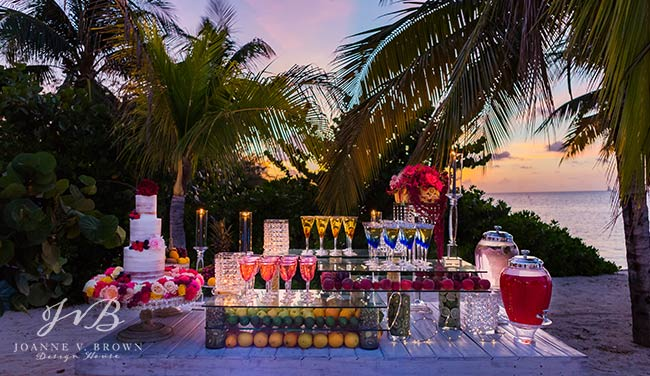 11-destination-wedding-reception-cayman-islands-refreshment-station