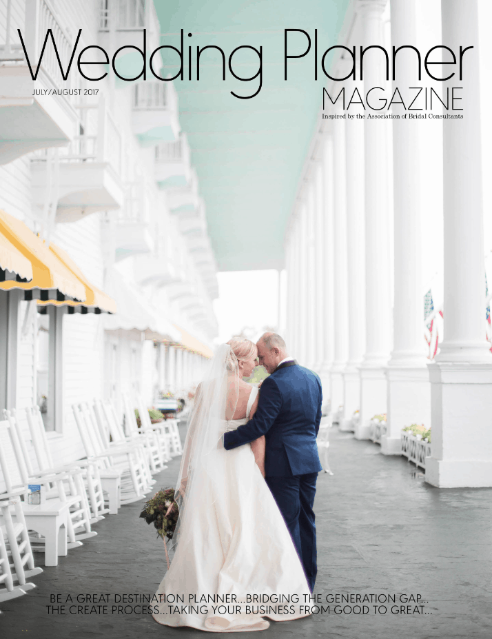 We Re Featured In Wedding Planner Magazine