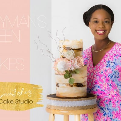 CAYMAN'S QUEEN OF CAKES: LORI-ANN FOLEY, THE CAKE STUDIO