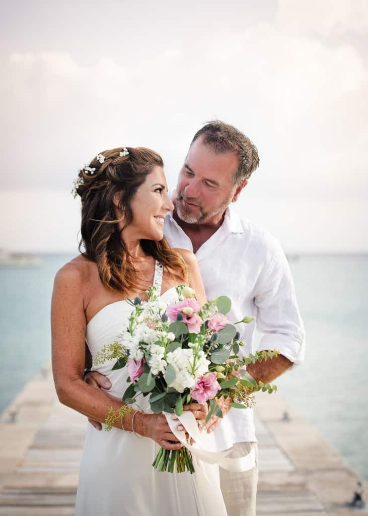 JULIE & RON'S GRAND CAYMAN DESTINATION WEDDING