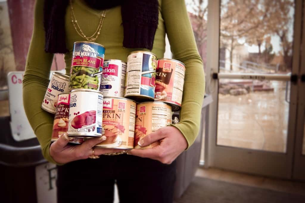 CELEBRATIONS LTD PARTNERS WITH THE CAYMAN ISLANDS CRISIS CENTER FOR A HOLIDAY FOOD DRIVE