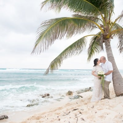 A CARIBBEAN INSPIRED ELOPEMENT OF KATIE & KEVIN