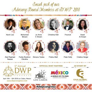 JoAnne V. Brown Joins The Destination Wedding Planners Congress Advisory Board