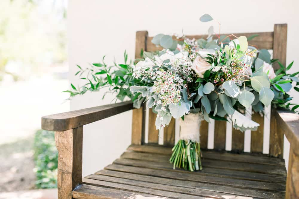 Botanical Rustic Wedding Grand Cayman Islands by Celebrations Wedding Planners