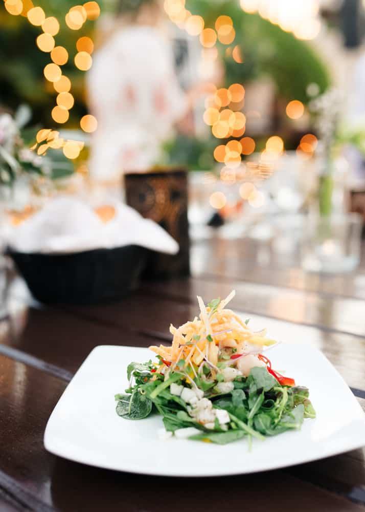 Mise En Place Catering in Grand Cayman, Cayman Islands with Celebrations Wedding Planners, Designer and Producers