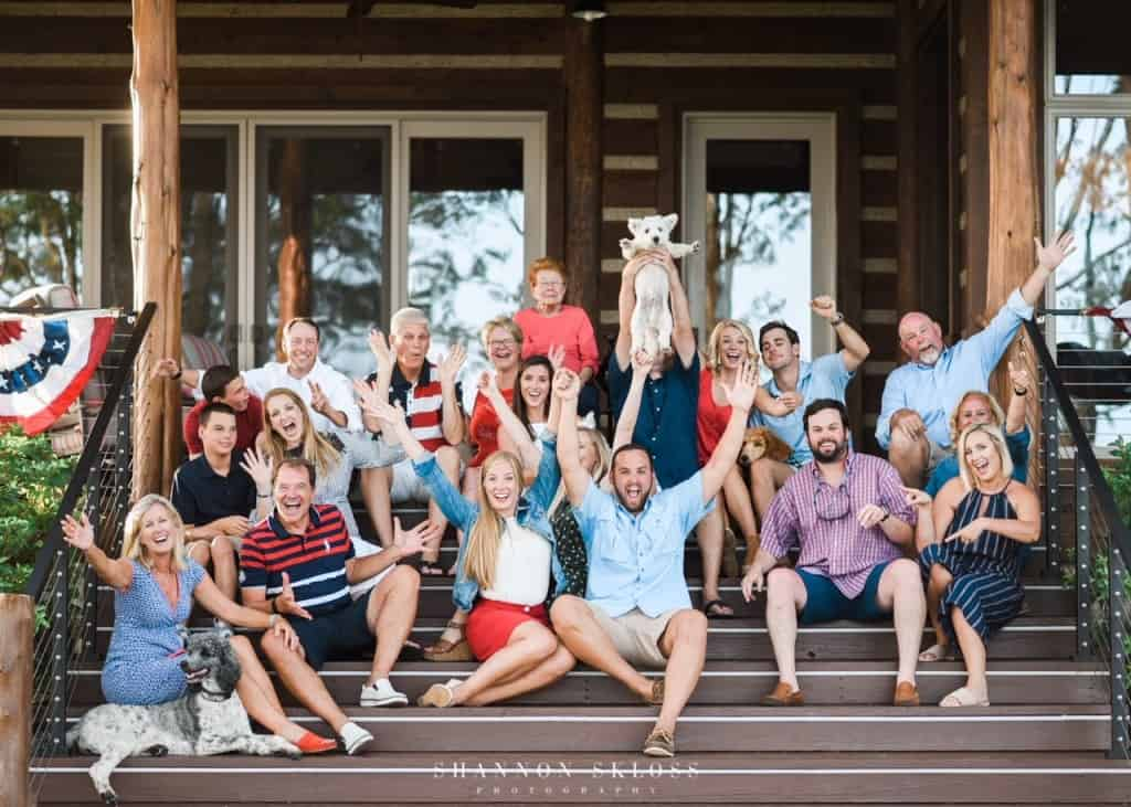 Allie & Seth's 4th of July Engagement | Celebrations Cayman Destination Wedding Planner