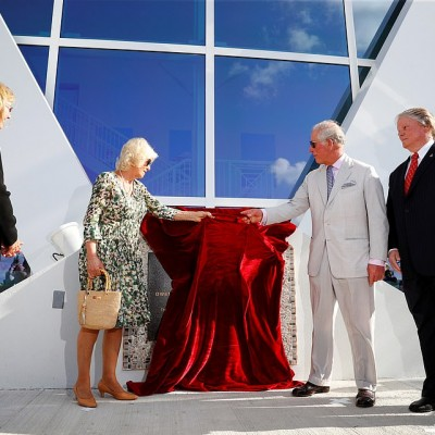 Coordinating a Royal Visit – Grand Opening of Owen Roberts International Airport