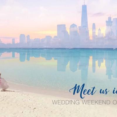 Wedding Weekend on Madison Avenue