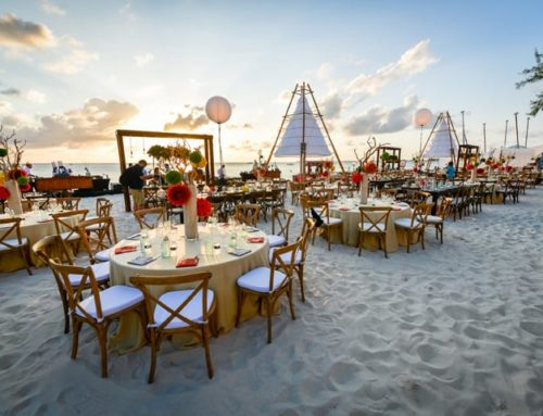 Corporate Beach Dinner Under The Stars