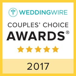 Wedding Wire Couple's Choice Awards 2017 Logo