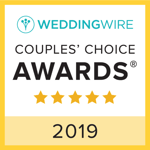 Wedding Wire Couple's Choice Awards 2019 Logo