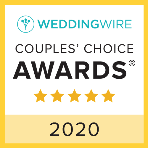 Wedding Wire Couple's Choice Awards 2020 Logo