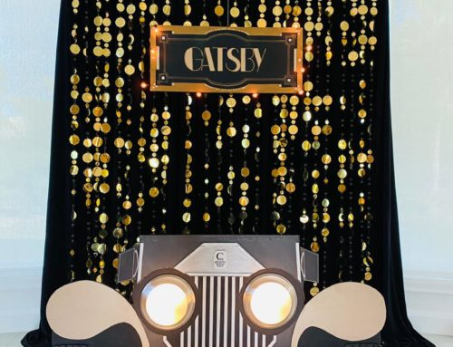 Great Gatsby's Birthday Party