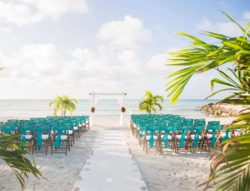 Small Wedding Details That You Don't Want to Miss on Your Caribbean Wedding